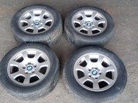 Jante aliaj + anvelope BMW R16 5 prezoane