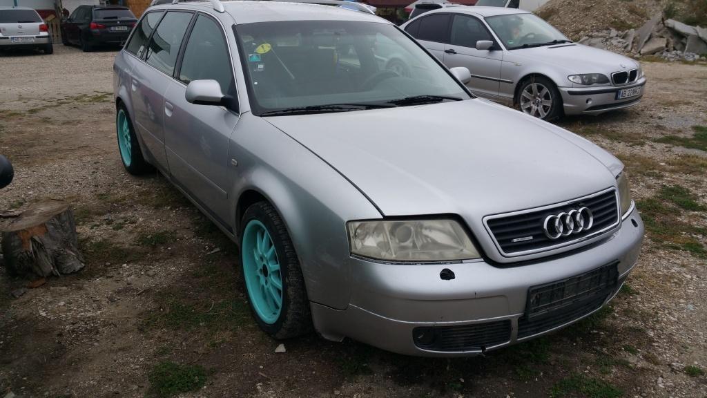 Jante aliaj Audi A6 4B5 C5 din 2001 2.5 diesel varianta break