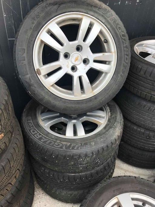 Jante aliaj Chevrolet Aveo T300 2012