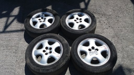 Jante aliaj Chrysler PT Cruiser, R16, 40.0 - 16x6J