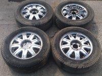 Jante aliaj Chrysler Voyager, R16,16 X 6 1/2J - 40; 5 x 114,3