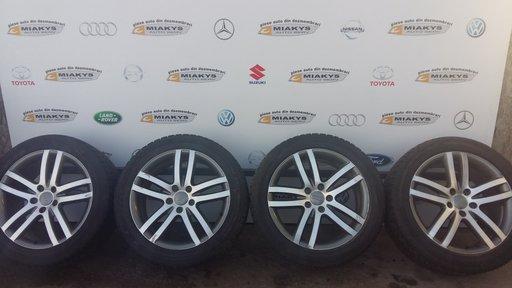 Jante aliaj cu anvelope Audi Q7 275/45/20