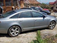 Jante aliaj cu cauciucuri de vara Audi A6 C6 2007