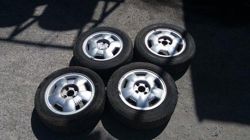 Jante aliaj Daewoo Nubira 1, R14, ET49, 5.5Jx14, 4 x 100