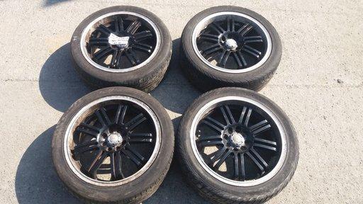 Jante aliaj Ford, ZR17, H-197, 17x7J, 4 x 108, 4 x 100