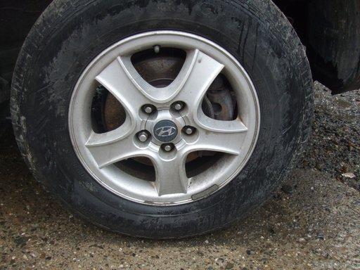 Jante aliaj Hyundai Santa Fe, ani 2001-2005, 4 bucati