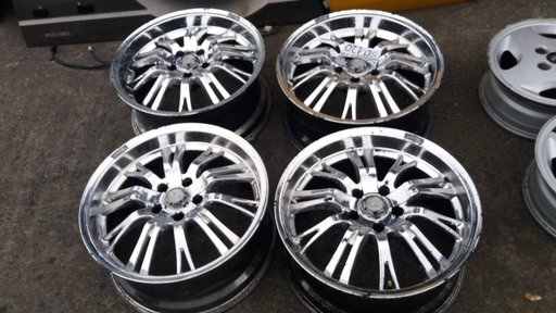 Jante aliaj Hyundai Santa Fe, R18, 18x8JJ,5 x 114.3-set 120