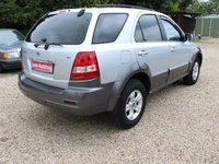 Jante aliaj Kia Sorento 2.5 CRDI din 2007