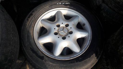 Jante aliaj Mercedes C Class R15