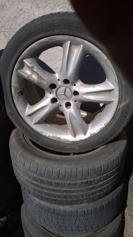 Jante aliaj Mercedes R17