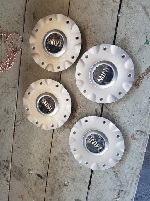 Jante aliaj MiNI Cooper R 15 cu anvelope de vara