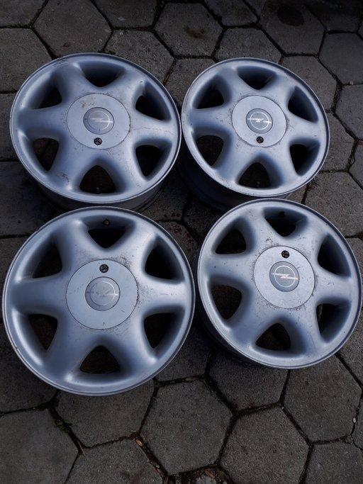 Jante aliaj Opel 4x100 R15