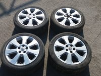 Jante aliaj Opel Astra H, R17, ET41, 7Jx17, 5 x 110