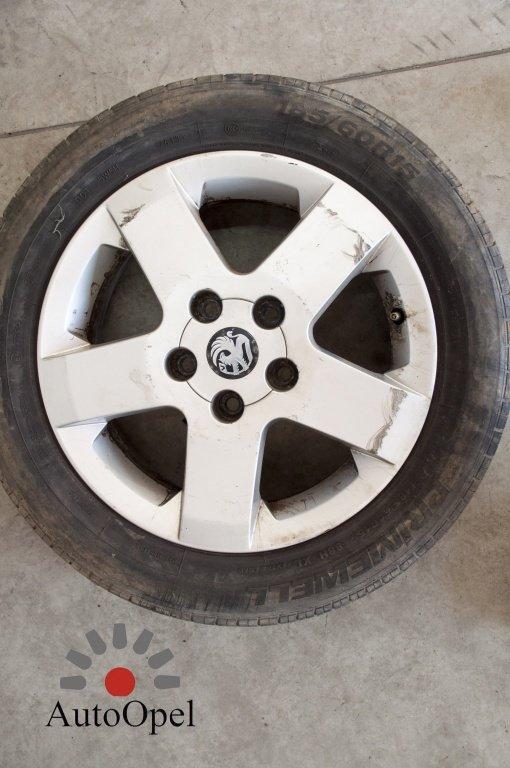 Jante Aliaj Opel R15 5X110