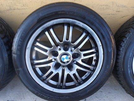 Jante aliaj originale BMW Seria 3/Seria 1 205/55/R16