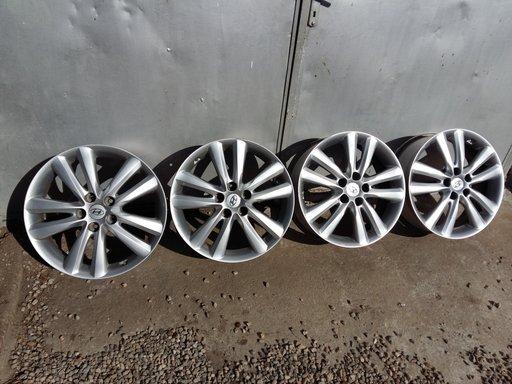 Jante aliaj ORIGINALE Hyundai ix35 R18 Tucson Santa Fe Kia Sportage Renault Kadjar Nissan Qashqai Mazda Duster