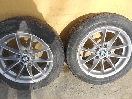 Jante aliaj originale nepereche BMW 205/55/R16