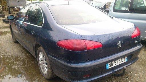 Jante Aliaj Originale Pe 16 Peugeot 607