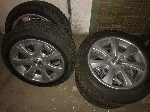 """Jante Aliaj pentru BMW Seria 1 seria 3 Originale DEZENT 16"""" cu cauciucuri iarna perfecte 195/55/16"""