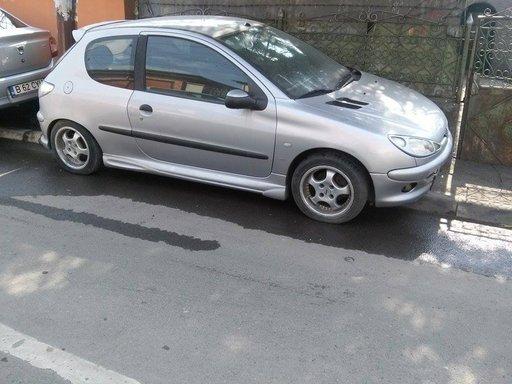 Jante aliaj Peugeot 206 307, Citroen, Ford, buza lata 4x108