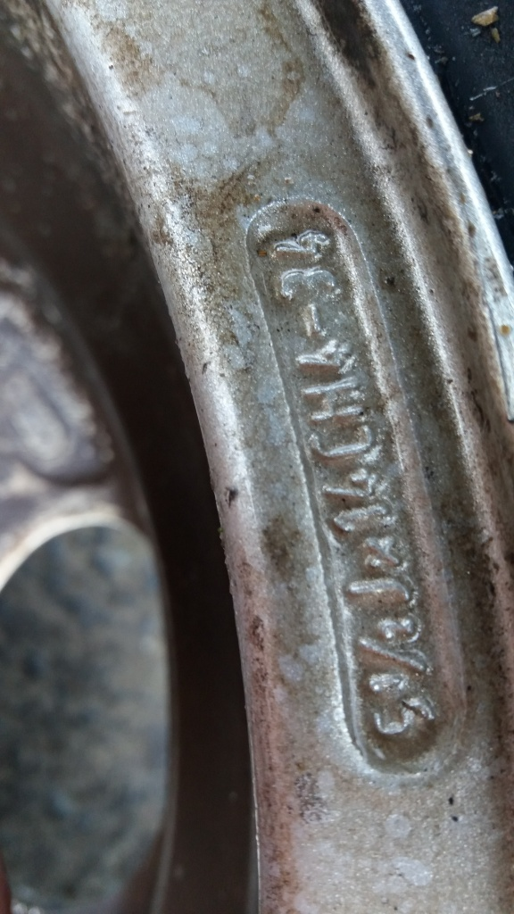 Jante aliaj Peugeot 206, R14, 5 1/2 J x 14CH4 - E34, 4x108