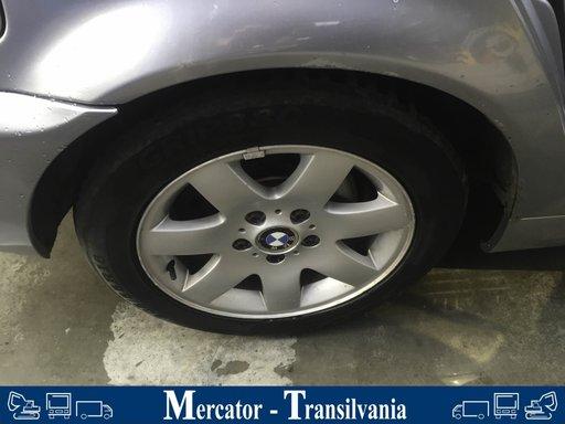 Jante aliaj R 16 cu cauciucuri de vara / BMW 320D E46 Motor 204D4 110 KW/150 CP 2001 - 2005