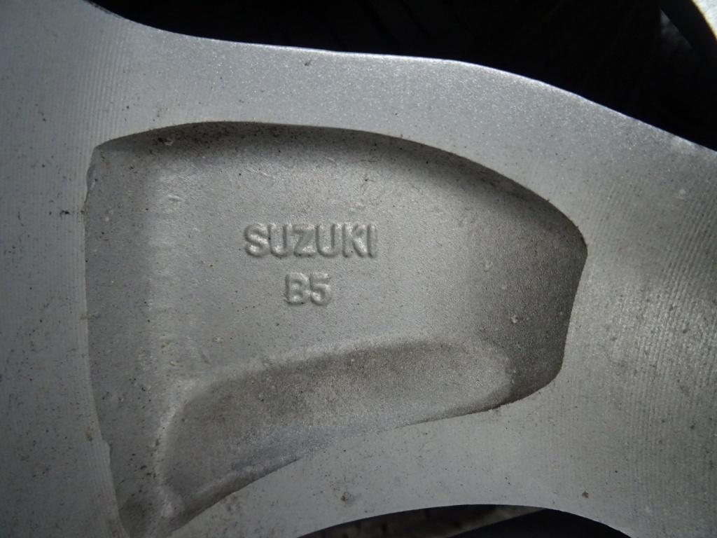 Jante aliaj R16 Suzuki Swift 16x6J ET45