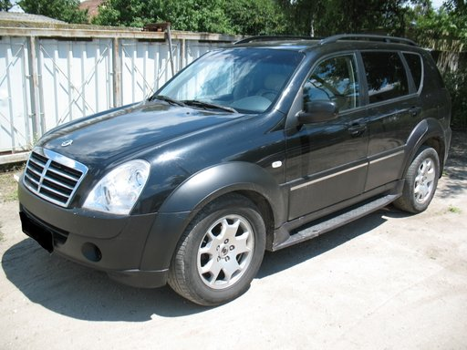 Jante aliaj R18 SsangYong Rexton facelift 2006