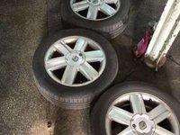 Jante aliaj Renault 16'' megane 2, scenic, clio, logan, prindere 4x100