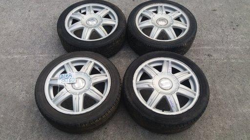 Jante aliaj Seat Ibiza, R16, ET43, 6.5Jx16H2, 5 x 100 - SET 60 - COD: SEA-4A-4
