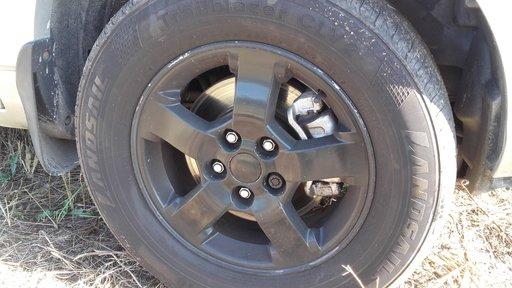 Jante aliaj si cauciucuri R16, 5*114,3 Kia Sportage, Tucson
