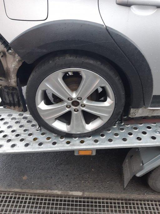 Jante aliaj Subaru Impreza XV an 2011 pe 18 cu cauciucuri de vara