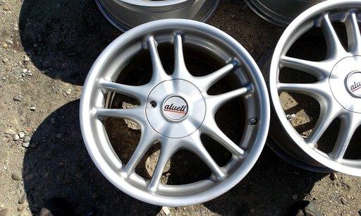 JANTE ALUETTE 17 5X100 VW GOLF4 BORA SKODA SEAT TOYOTA SUBARU