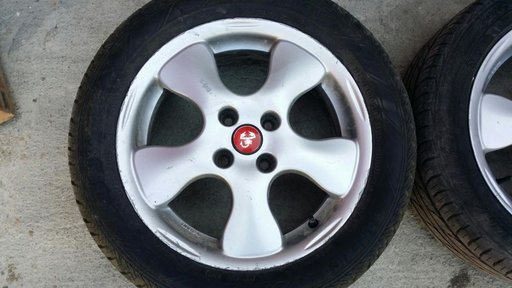 Jante Aluminiu r15, Fiat Bravo, Brava, Punto, ABARTH