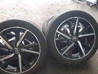 "Jante Aluminiu Toyota Auris 17"" 2016"