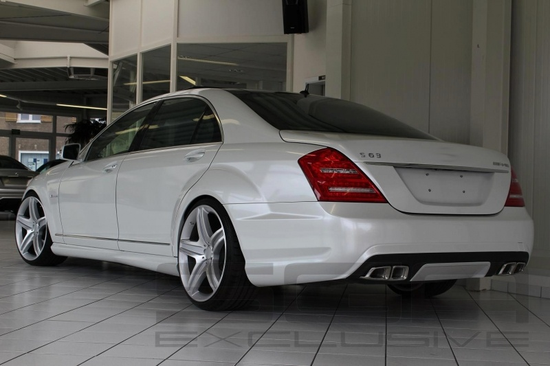 JANTE AMG MERCEDES S CLASS W221