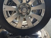 "Jante + Anvelope Mercedes W212 R16 """