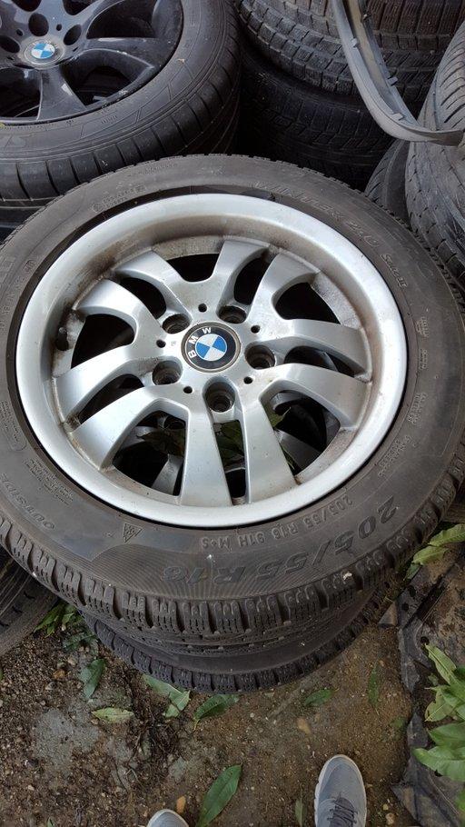 """Jante BMW 16"""" Anvelope iarna"""