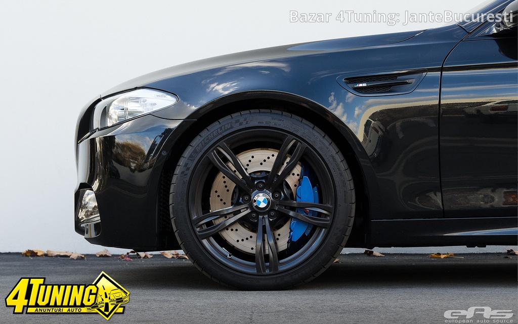 Jante Bmw 19 R19 Model M5 Total Black E60 E61 F10 F11 F12 F13 F30