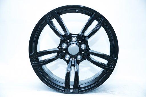 Jante BMW 19 R19 Model M5 Total Black E60 E61 F10 F11 F12 F13 F30 F01