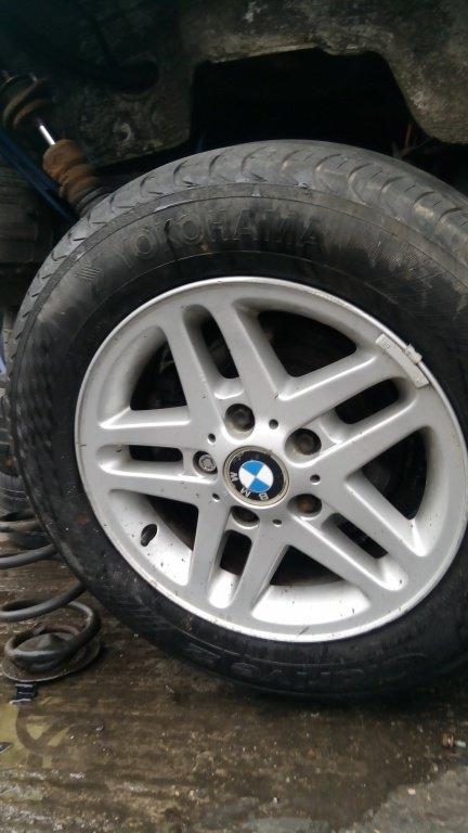 """Jante BMW E46 15"""""""