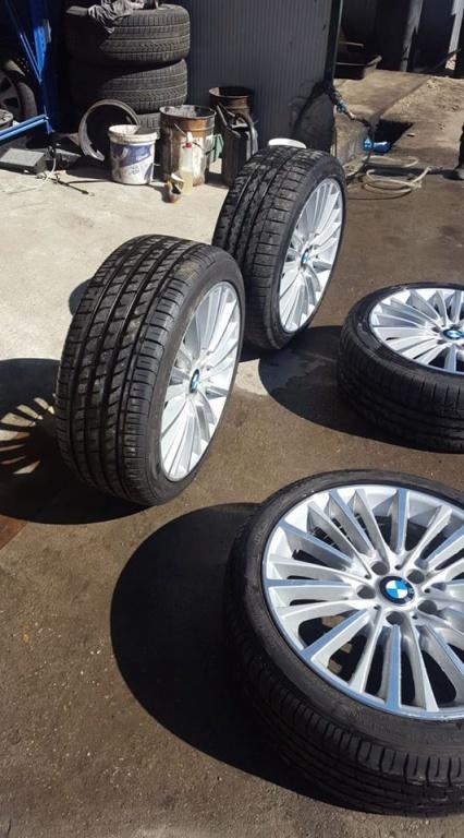 "Jante BMW F10 / SERIA 6/ 5er 6er F06 F10 F11 F12 F13 6857669 Styling 455 19 """