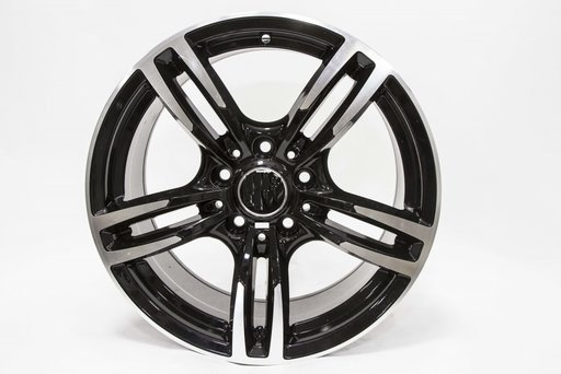 Jante bmw R17 model M.2 ,,, 2015 culoare negru lucios