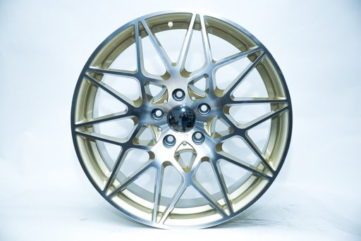 Jante BMW R19 Model GTS Gold F30 F31 F32 F10 F11 F12 F13 F01 F02 X3 X4