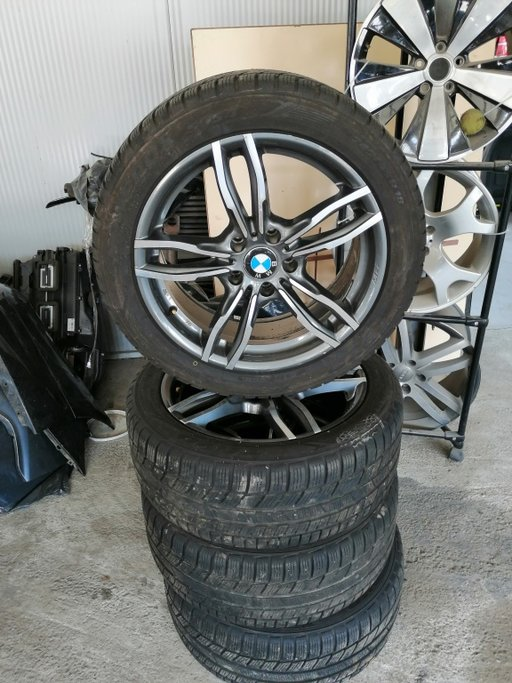 "Jante BMW X1 18"" + Anvelope"