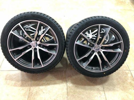 Jante bmw20 R20 X5 X6 Model ///M E70 E71 F15 F16 anvelope iarna Noi