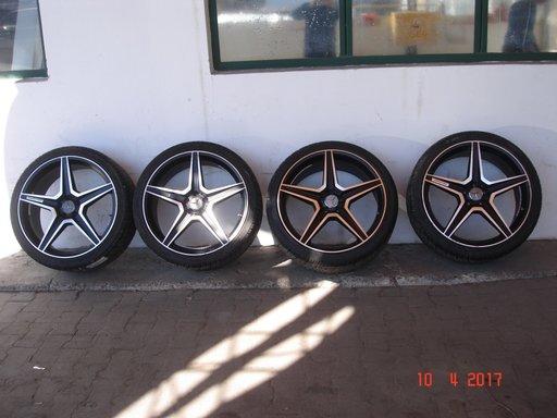 Jante cu anvelope 22 inchi Mercedes W164, GL X164