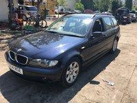 Jante cu cauciucuri BMW Seria 3 E46 2004 Facelift