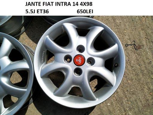 JANTE FIAT INTRA 14 4X98