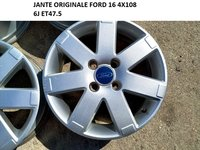 JANTE FORD 16 4X108